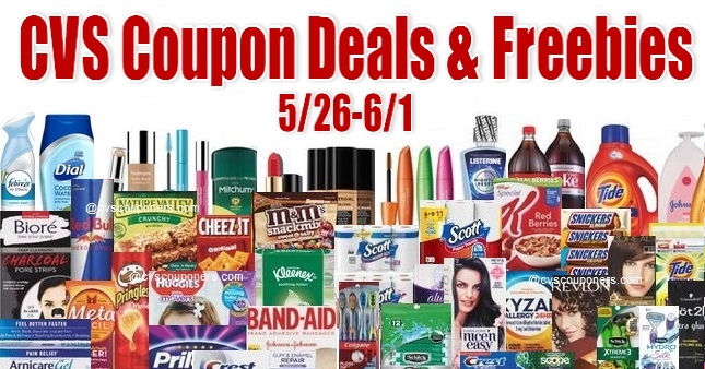 CVS Coupon Deals - 526-61