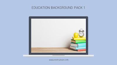 Hình nền chủ đề Education - Pack 1