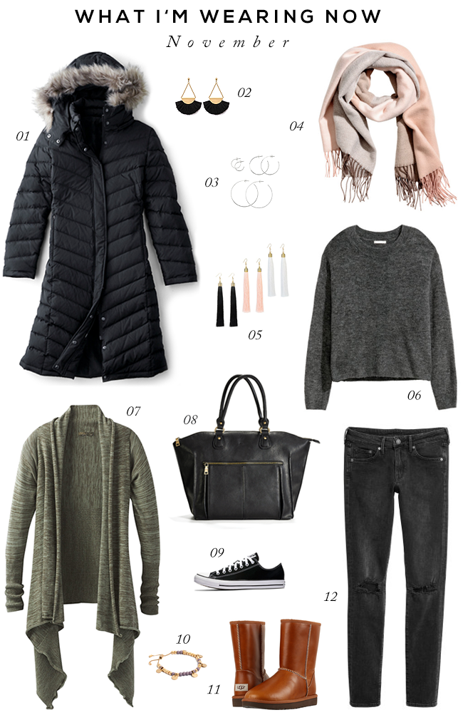 Casual Winter Wardrobe Essentials