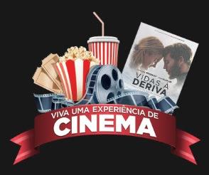 Cadastrar Promoção Água Minalba e Indaiá 2018 Experiência Cinema