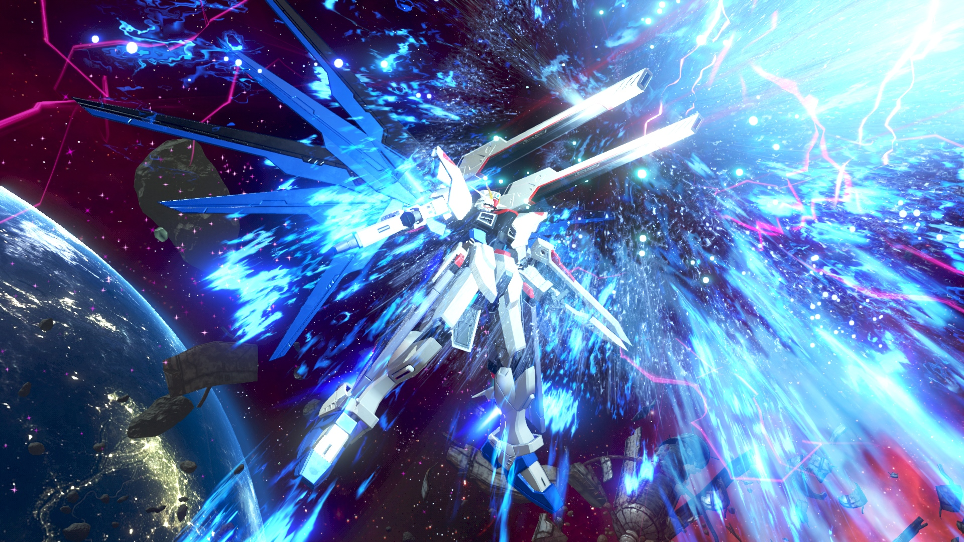 Download Gundam Versus HD Wallpapers - Read games review, play online games & download games ...