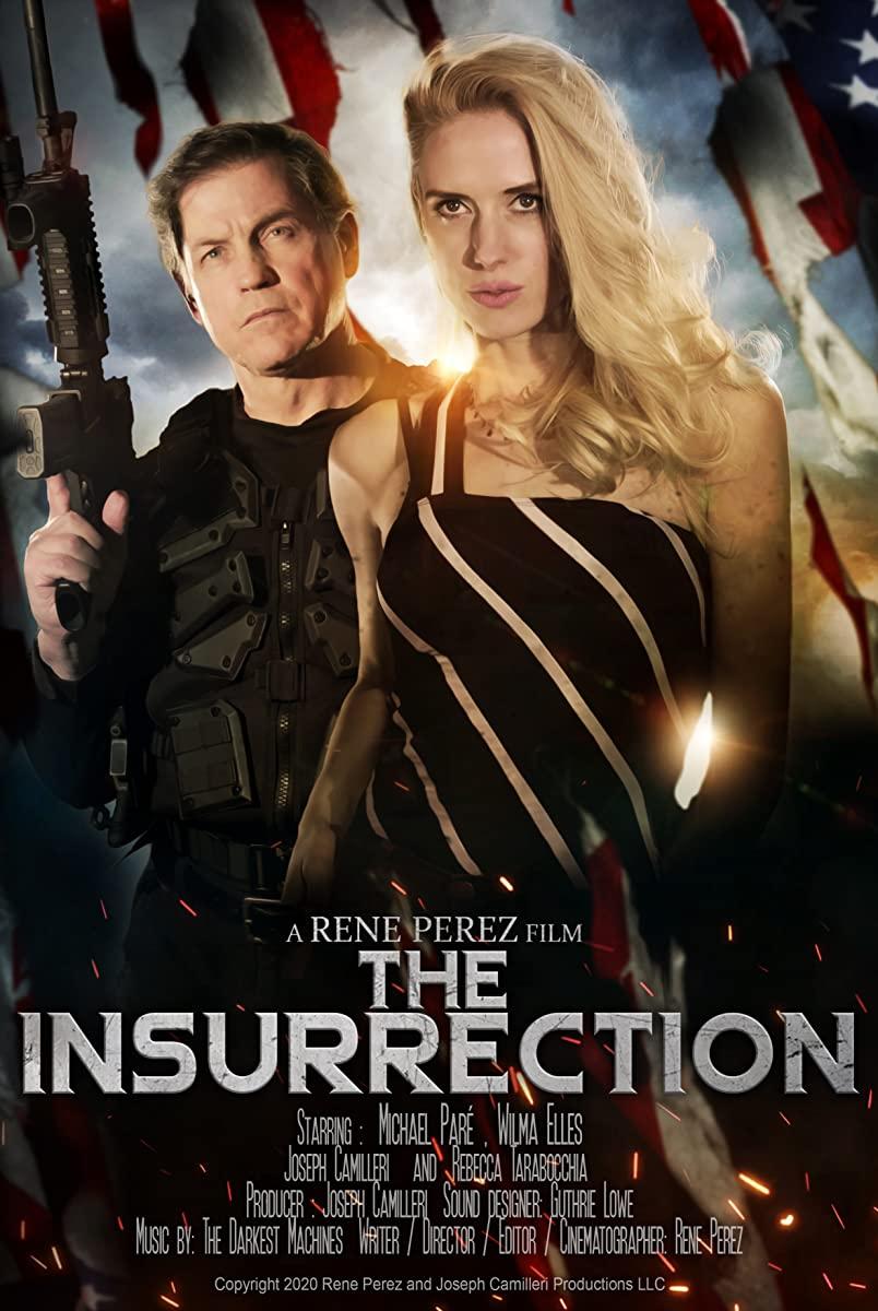 مشاهدة مشاهدة فيلم The Insurrection 2020 مترجم