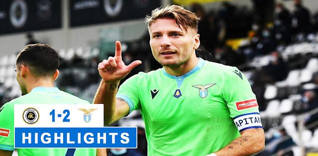 Spezia vs Lazio – Highlights