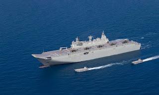 HMAS Canberra (L02)