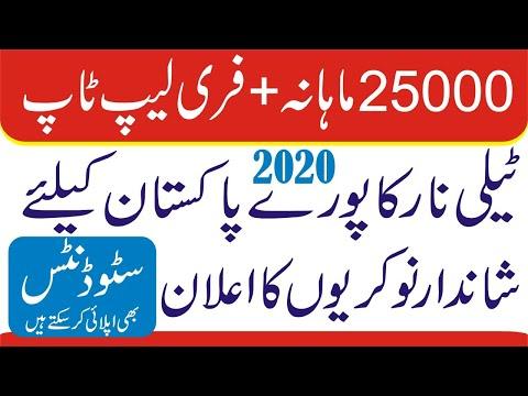 Telenor Intership Program 2020