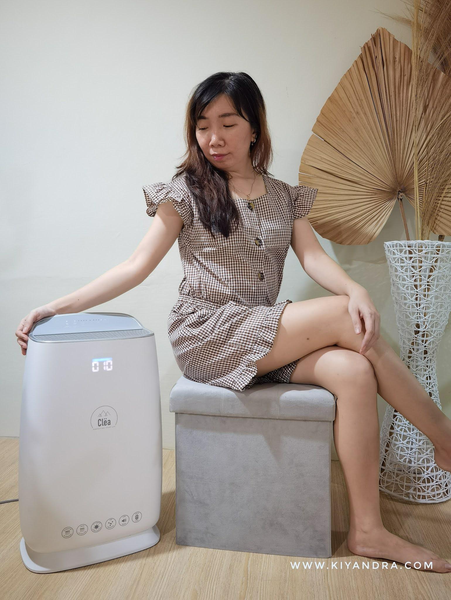 Cara Menjaga Kesehatan Paru - Paru Dengan Air Purifier