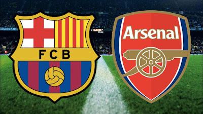 مشاهدة مباراة برشلونة وارسنال بث مباشر اليوم