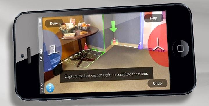 Marzua: Aplicaciones para diseñar espacios interiores