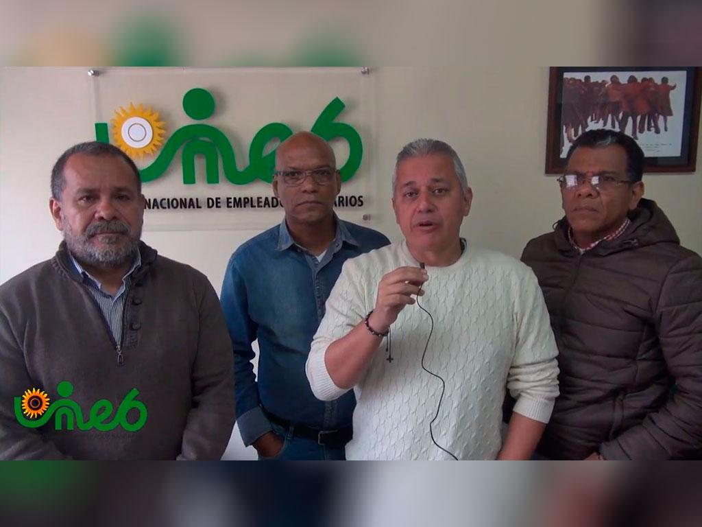 El Banco de Bogotá no muestra voluntad de negociación: UNEB