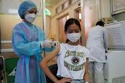 Kamboja Vaksinasi Anak Usia 6-11 Tahun Sebelum Buka Lagi Sekolah