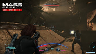 Mass Effect Legendary Edition Review - Different Gameplay