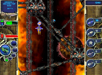 Download Game Alien Wars