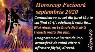 Horoscop Fecioară septembrie 2020