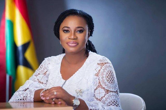 EC Boss, Charlotte Osei responds to her dismissal