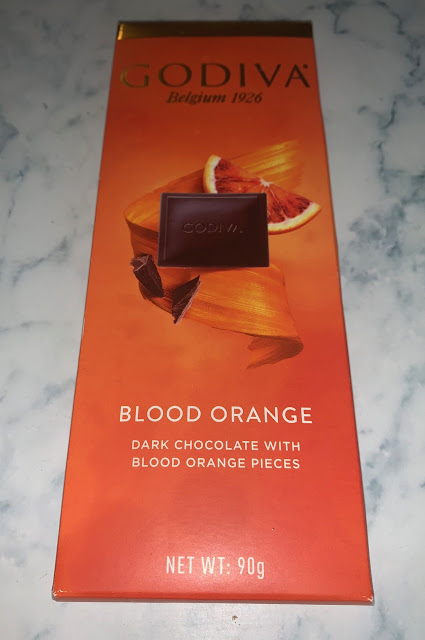 Govida Blood Orange Dark Chocolate