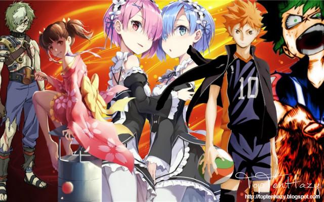 10 anime hay nhat 2016 - toptenhazy.blogspot.com