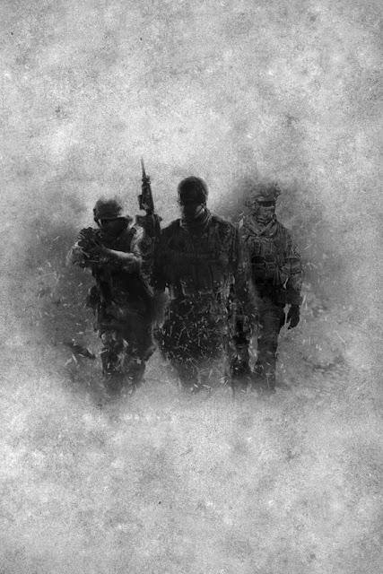 خلفيات لعبة call of duty