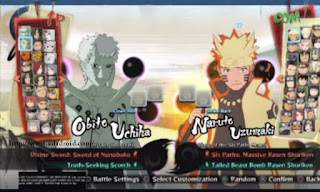 Download Naruto Ultimate Ninja Storm 4 v1 by Alwan Apk [Narsen mod]