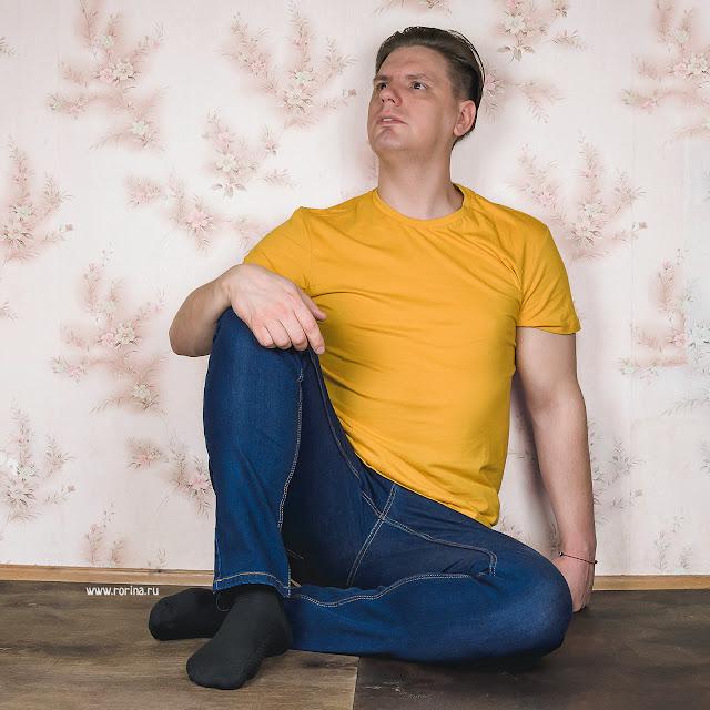 Одежда для мужчин Фаберлик: отзывы с фото примеркой