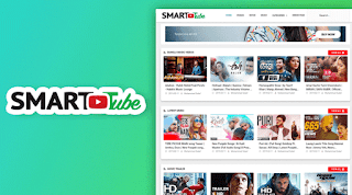 Smart Tube - Professional Video Blogger Template