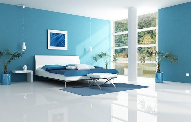 Tips Memilih Warna Cat Rumah Untuk Desain Minimalis!