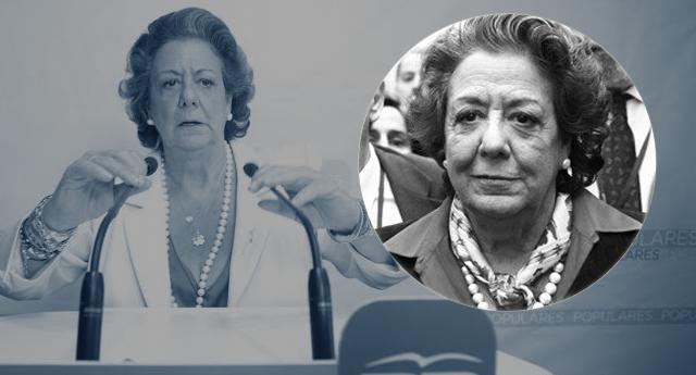 Valencia suspende todos los actos y propone tres días de luto por la muerte de Rita Barberá