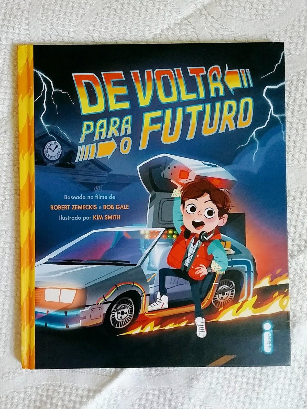 De Volta Para o Futuro, Editora Intrínseca