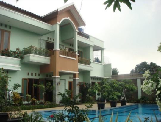 Rumah Dijual Jakarta Selatan Dengan Model Bangunan Mewah