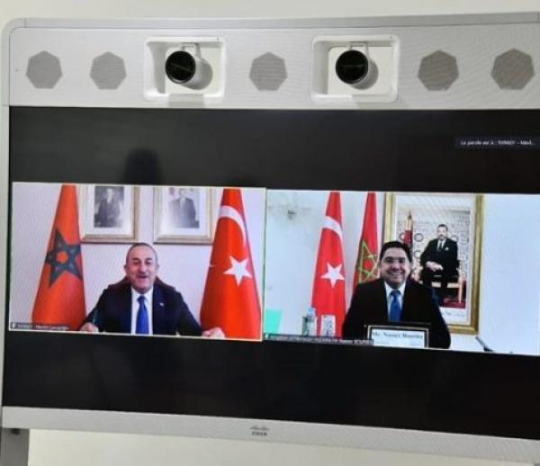 المغرب وتركيا يتفقان على الاعتراف المتبادل بشهادة التلقيح