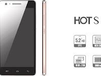 Infinix Hot S Android Murah Berkamera Depan 8 MP LED flash Rp 1 Jutaan