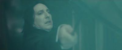 Severus Rogue - Le Prince de Sang-Mêlé