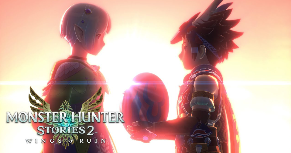 Monster Hunter Stories 2: Wings of Ruin chega ao Switch em 2021 - Nintendo  Blast