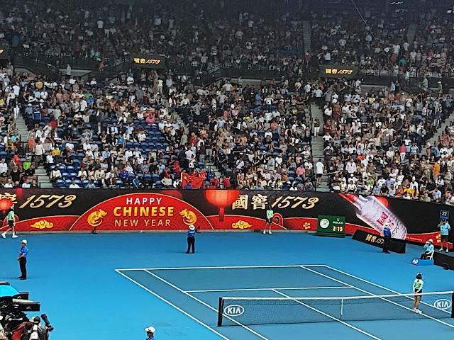 Australian Open: Wang Qiang Libas Serena Williams