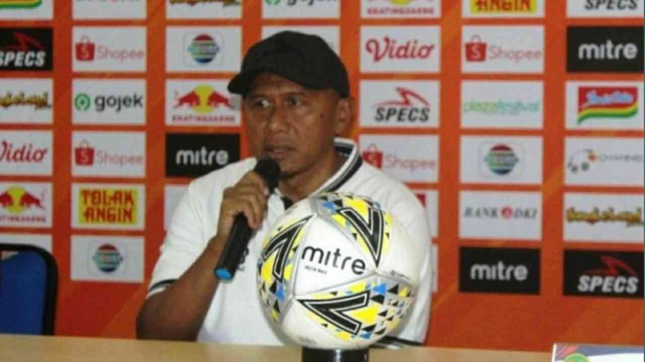 Rahmad Darmawan Sebut Kekalahan Madura United Akibat Kesalahan Sendiri