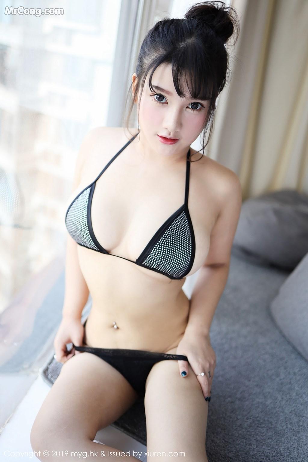 Image MyGirl-Vol.342-Xiao-You-Nai-MrCong.com-031 in post MyGirl Vol.342: Người mẫu Xiao You Nai (小尤奈) (41 ảnh)