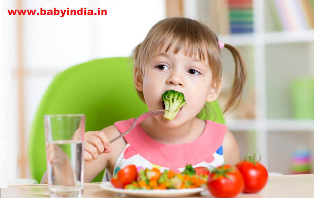 nutrition for kids - Baby India