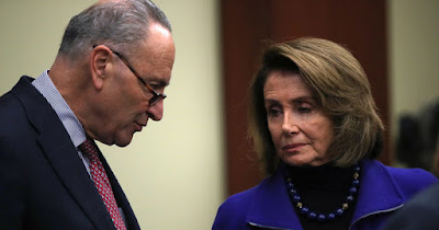 NANCY AND CHUCK: TOO SCARED TO NEGOTIATE