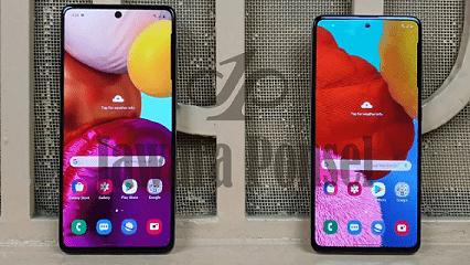 Galaxy A51 VS Galaxy A71