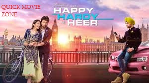 Happy hardy and heer full movie downloaded leaked online by tamilrockers