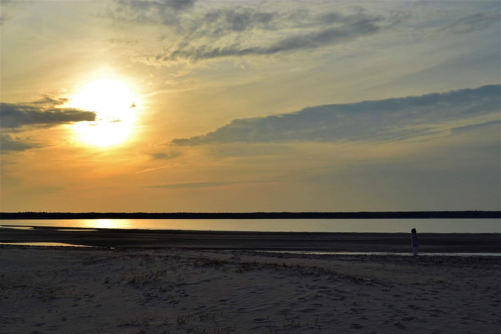 Spiaggia del Baltico