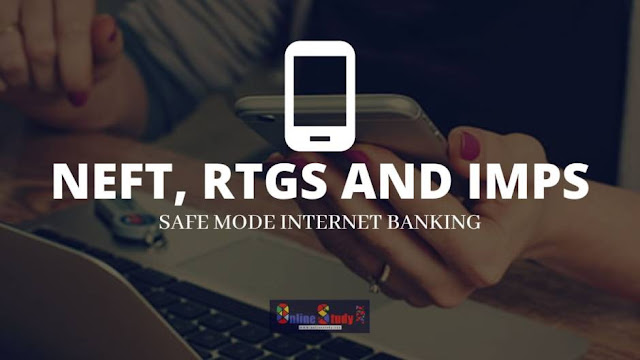 Different type of Safe Internet Banking methods