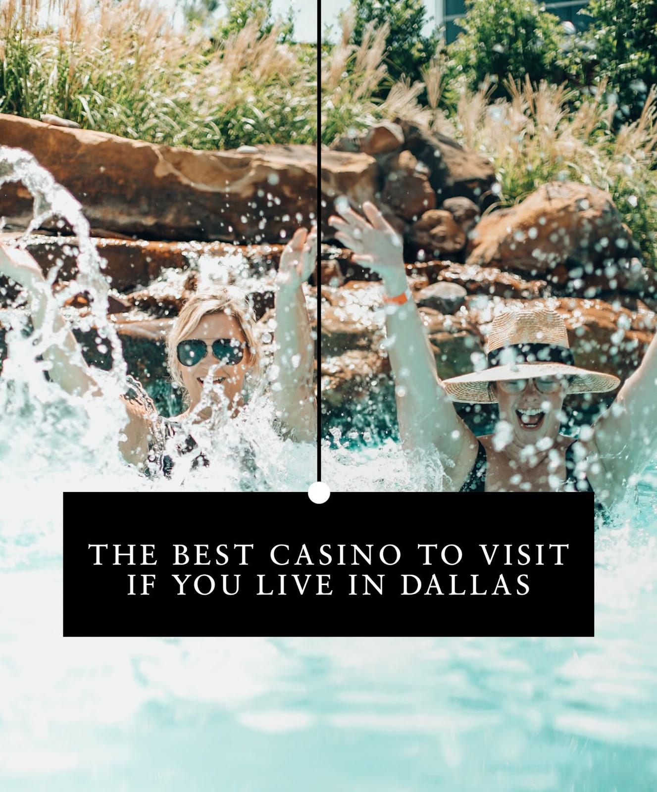 casino in oklahoma close to dallas