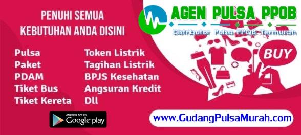 GudangPulsaMurah.com Perusahaan Distributor Pulsa Termurah, Terlengkap dan Terpercaya