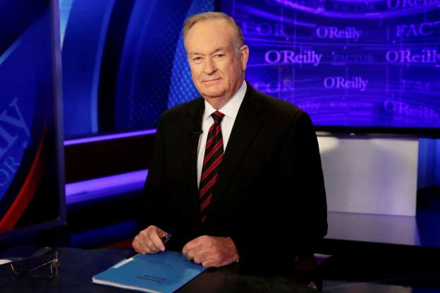 Bill O'Reilly to receive maximum of one year salary -source