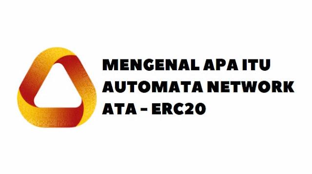 Gambar Logo Automata Network (ATA)