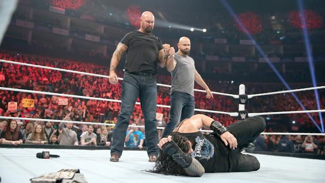 Luke Gallows & Karl Anderson répondent-ils aux ordres d'AJ Styles ?