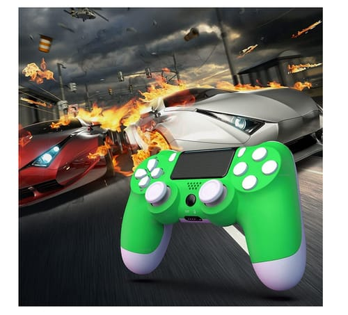 MOVONE Wireless Controller for PS4 with Dual Vibration