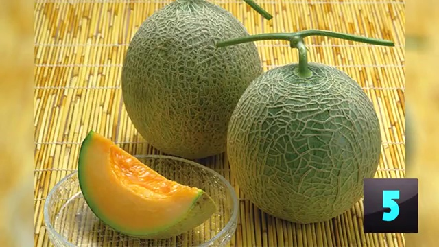 most expensive food, most expensive food in the world, most expensive food ingredients, Yubari King Melons