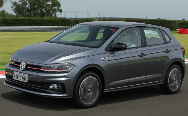 Volkswagen Polo - 8º carro mais vendido do Brasil
