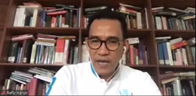 Jawab Kekhawatiran PT 0 Persen, Refly Harun Contohkan Rhoma Irama Dan Anies Baswedan